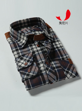 涤棉衬衫-CVC04033