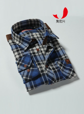 涤棉衬衫-CVC04034
