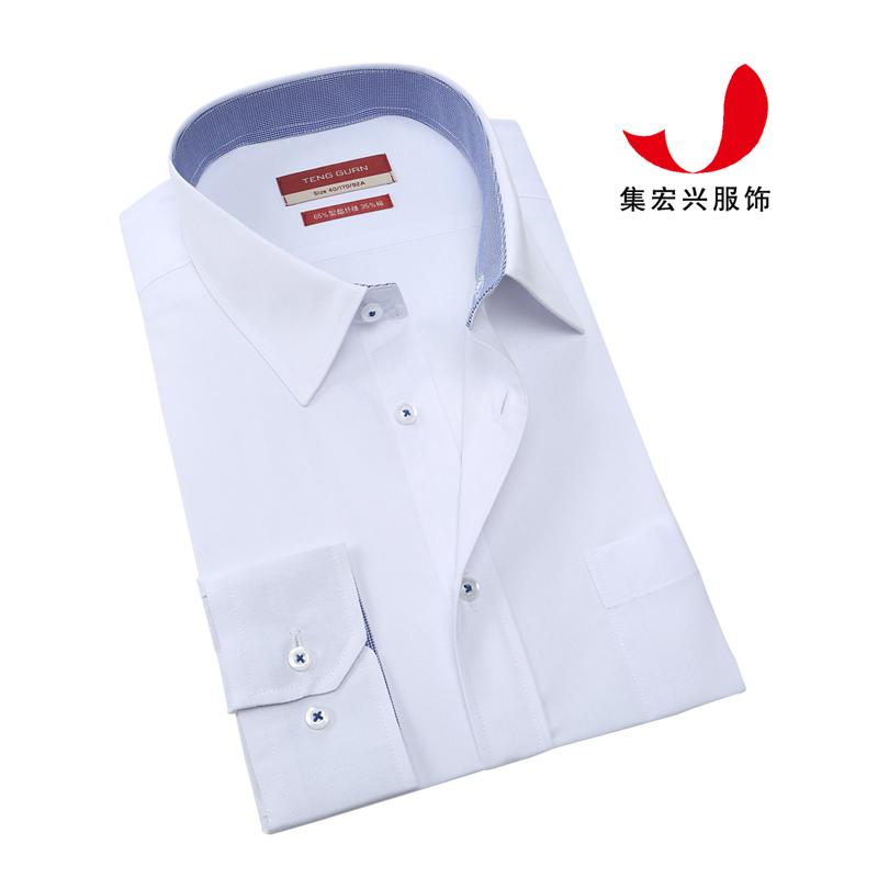 正装衬衫定制-TC01025