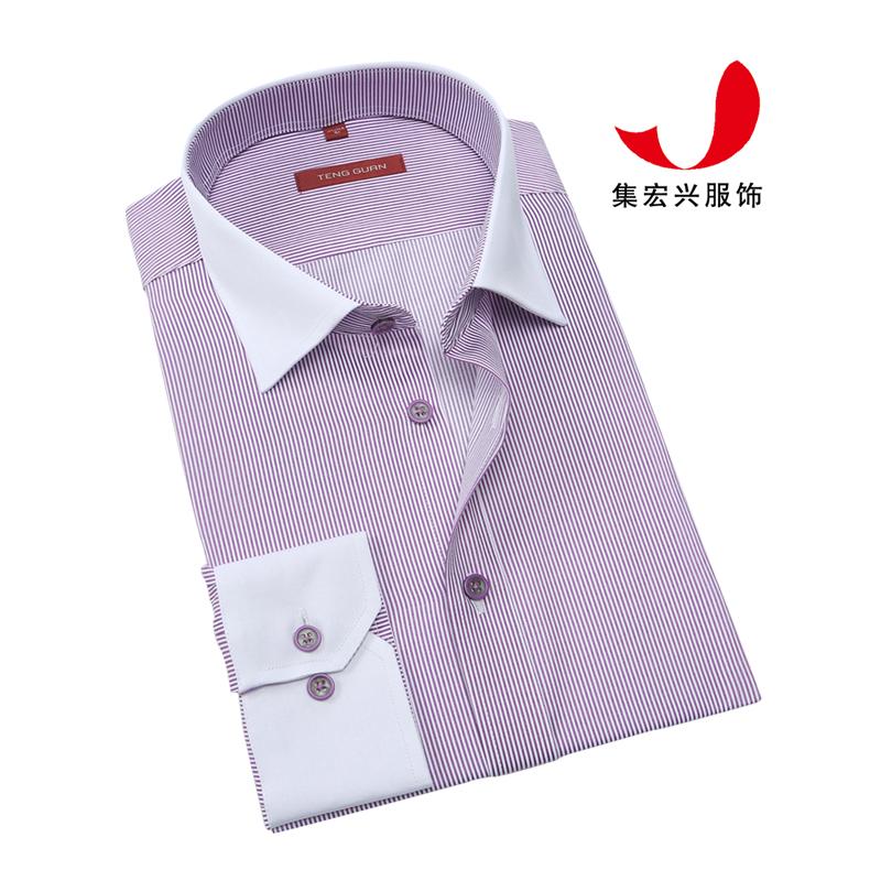 正装衬衫定制-TC01028