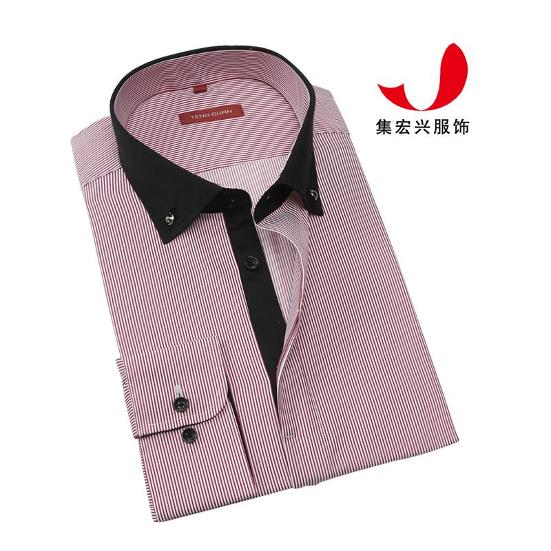 正装衬衫定制-TC01029