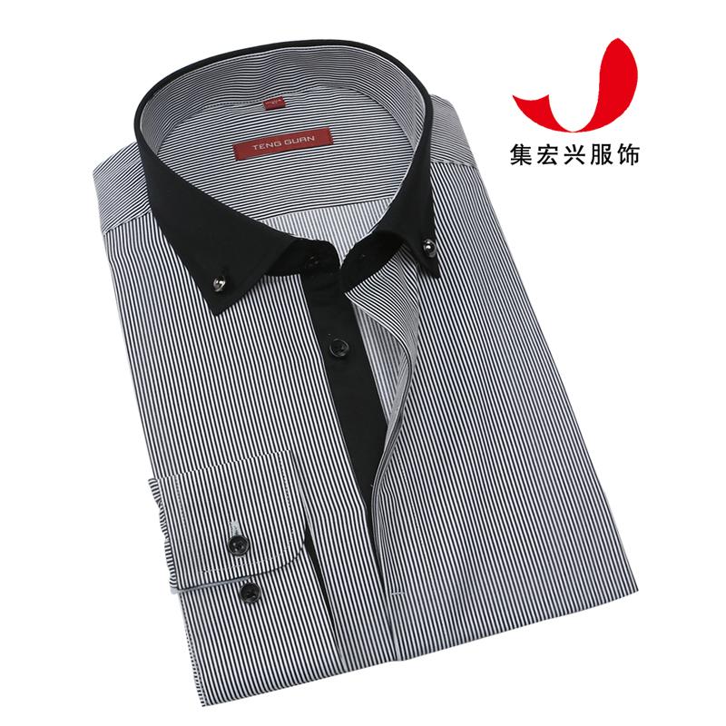 正装衬衣定制-TC01030