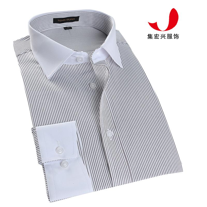 正装衬衫定制-TC01040