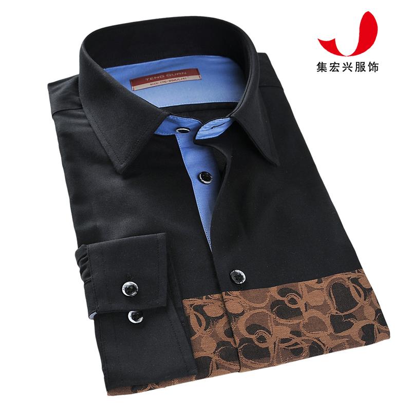休闲衬衫定制-MDR16004