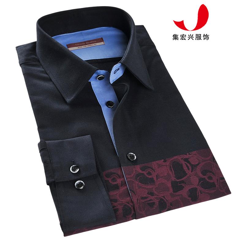 休闲衬衫定制-MDR16005